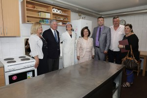 """Званична предаја помоћи ОШ """"Иво Андрић"""" у Прањанима"""