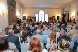 "The launch of the book ""Alexander I, The Knightly King"" and opening of the accompanying exhibition ""Portraits of King Alexander"""