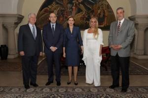 NJ.E. g-din Karlo Lo Kascio i gospođa Alessandra Scalici Gesolfo, Ambasador Republike Italije