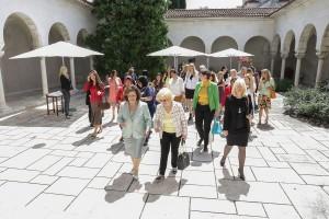 Međunarodni klub žena u poseti Kraljevskom dvoru