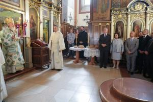 Спасовданска литургија