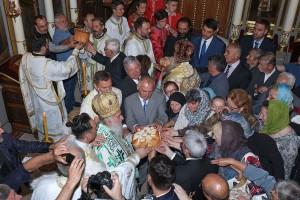 Spasovdanska liturgija