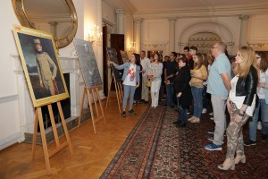 Museums night at the White Palace