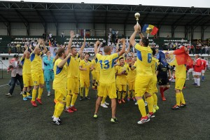 Победнички тим Удружења Краљевина Румунија