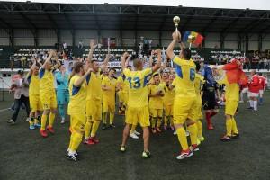 Pobednički tim Udruženja Kraljevina Rumunija
