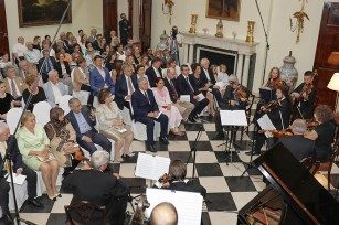 Concert of the Royal Strings of St. George at the White Palace