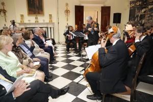 Концерт Краљевских гудача Светог Ђорђа на Белом двору
