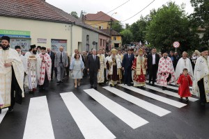 Litija do spomenika kosovskim junacima u Kruševcu