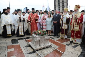 Memorial service for Kosovo heroes