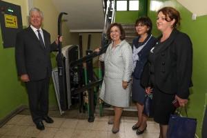 """New elevator for the school """"Veselin Nikolic"""" in Krusevac"""