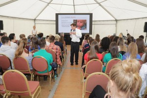 Workshops by Dr. Thurber at the White Palace