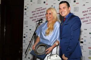 G-đa Alison Endrjuz i g-din Ivan Mileusnić