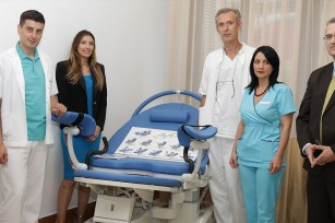 "Dr. Bojana Jankovic Weatherly and medical staff of Clinic ""Narodni Front"""