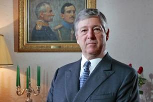His Royal Highness Crown Prince Alexander