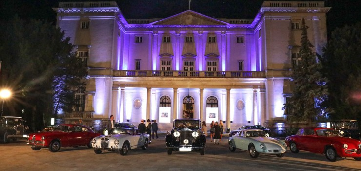 24 hours of elegance at the White Palace