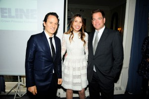 Mr. David Hryck, Dr. Bojana Jankovic Weatherly and Mr. Michael Weatherly
