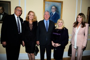Mr. Branko Terzic, Mrs. Jerry Hall, HRH Crown Prince Alexander, Mrs. Liz Derringer, Mrs. Cheri Kaufman