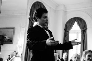 Operski pevač Dimitrije Lazić