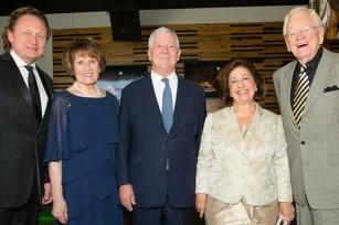 Kraljevski par na dobrotvornom događaju Projekta Kjur u Denveru