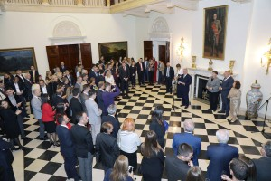 Faculty of Political Sciences' reception at the White Palace