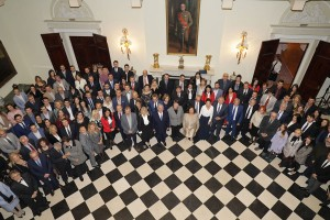 Donor dinner in aid of the Faculty of Political Sciences at the White Palace