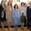 TRH Crown Prince Alexander and Crown Princess Katherine with Mrs. Maruska Topalovic, Mrs. Milica Topalovic, Mrs. Beatrice Grozdanic, Mr. Goran Grozdanic and spouses of ambassadors of Iran and Russia