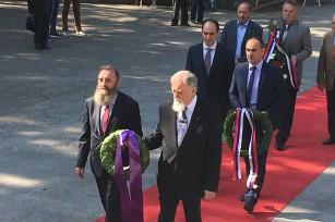 G-din Predrag Marković i g-din Dragomir Acović