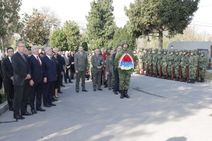 HRH Crown Prince Alexander at the Russian Military Cemetery ceremony