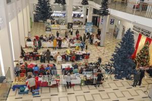 Christmas charity Bazaar at Kombank Dvorana