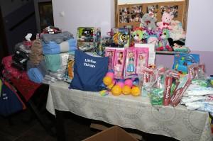 Help for the Safe House Belgrade, donation of Lifeline Chicago