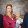 TRH Prince Philip, Princess Danica, Prince Stefan and Prince Alexander