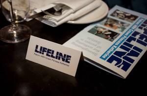 Lajflajn Njujork dobrotvorno veče u restoranu Merakia