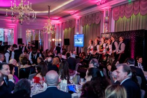 Anniversary Gala Dinner of Lifeline UK at Claridge's hotel