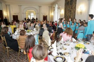 Ladies Lunch at the White Palace