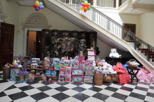 Easter toys for the children