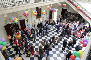 Easter reception at the White Palace