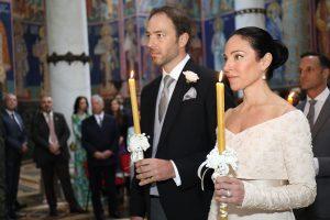 HRH Prince Dusan and Valerie De Muzio