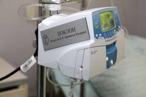 Инфузионе пумпе, донација Фондације Принцезе Катарине
