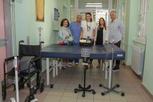 "Donacija porodilištu KBC ""Dr. Dragiša Mišović"""