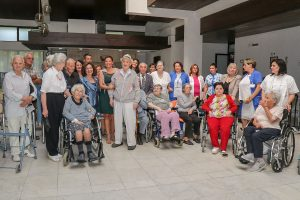 "Delivery of medical equipment to the Center for the Elderly ""Bežanijska Kosa"" in Belgrade"
