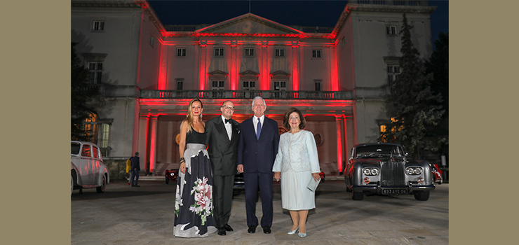 "Opening of the "" Generali 24 hours of Elegance"" in Belgrade"