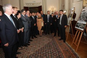 "EXHIBITION ""DIPLOMACY OF THE UNIFIER – HM KING ALEXANDER I"" OPENS AT WHITE PALACE"