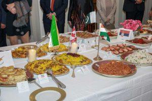 Вече међународне кухиње