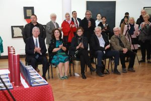 TRH at the celebration of the centenary of the Association of Fine Artists of Serbia