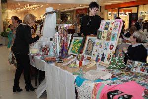 Tradicionalni Božićni dobrotvorni bazar rukotvorina
