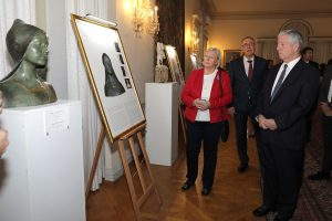 "Exhibition ""Sculpting through time: European sculpture from the Royal Palace"""
